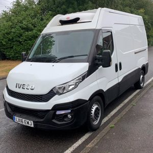 IVECO DAILY 35S REFRIGERATED VAN